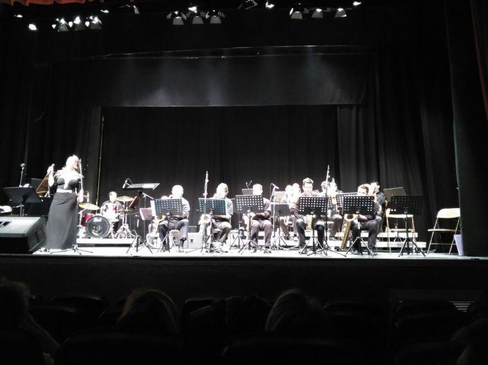 Concierto BIg Band Torrejón en Pub Cricket
