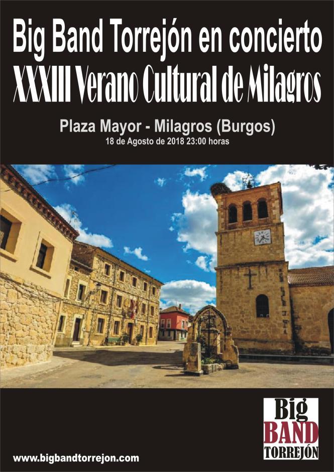 20180818 Verano Cultural de Milagros